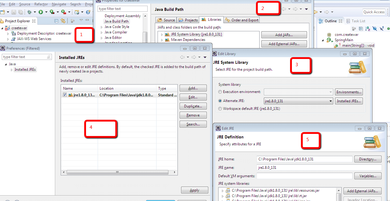 How to create war file using maven